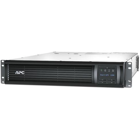 APC Smart-UPS 2200VA LCD RM 2U 230V + karta