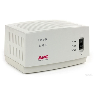 APC Line-R Power Conditioner/Reg 1200VA