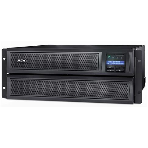 APC Smart-UPS X 3000VA Rack/T LCD 200-240V