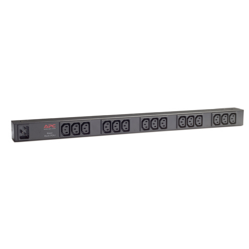 APC PDU/vertical 240V f PowerUPS