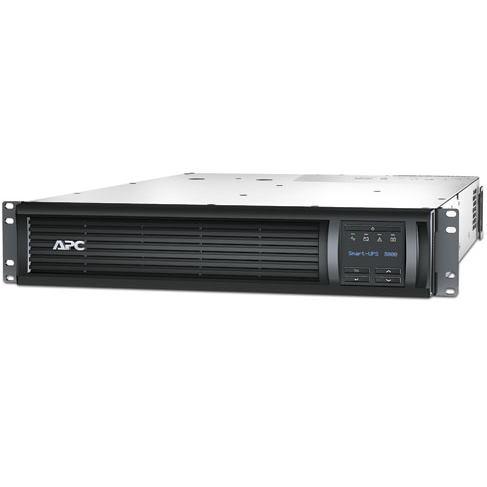 APC Smart UPS 3000VA 48.3cm 2HE LCD Black