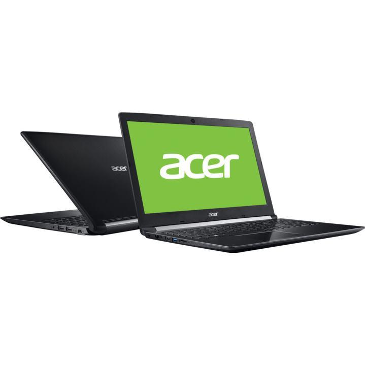 "ACER Aspire 5 17,3"" FHD i5-8250U/8G/1+1/MX/W10 blk"