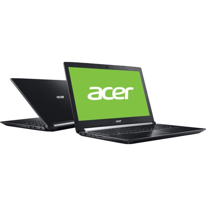 """ACER Aspire 7 15,6"""" FHD i5-7300H/8/256/105/W10 blk"""