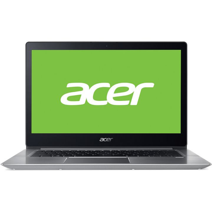"ACER Swift 3 14"" FHD i5-8250U/8/256/MX150/W10 sil"