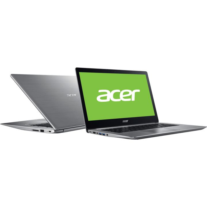 "ACER Swift 3 14"" FHD i5-8250U/8/256/MX150/W10 sil"