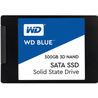 WD SSD Blue 3D NAND 500GB/2,5