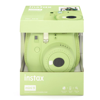 Fujifilm Instax Mini 9 gree + 10 film 70100138449