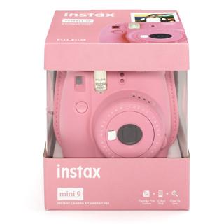 Fujifilm Instax Mini 9 pink + 10 film 70100138448