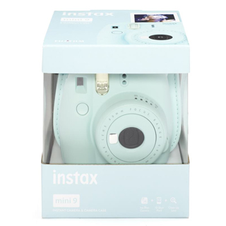 Fujifilm Instax Mini 9 blue + 10 film 70100138447