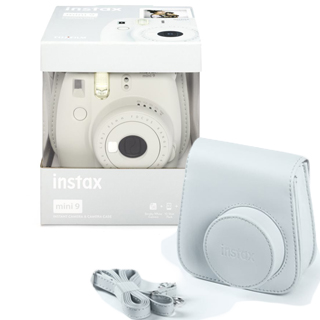 Fujifilm Instax Mini 9 white+film+púzd 70100138440