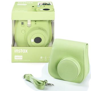Fujifilm Instax Mini 9 gre+film+púzdro 70100138442