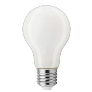 GE LED E27/GLS/4.5W/2700K/470lm/Mliečna