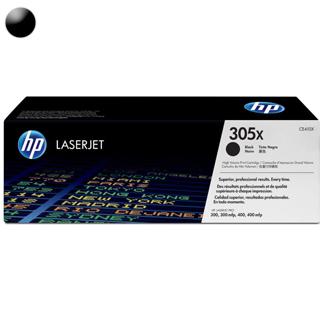 HP Toner  CE410X black HP305X