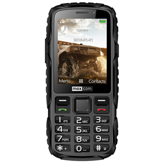 MAXCOM STRONG MM920 IP67 Black