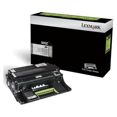LEXMARK originál válec 50F0Z00, black, 500Z return
