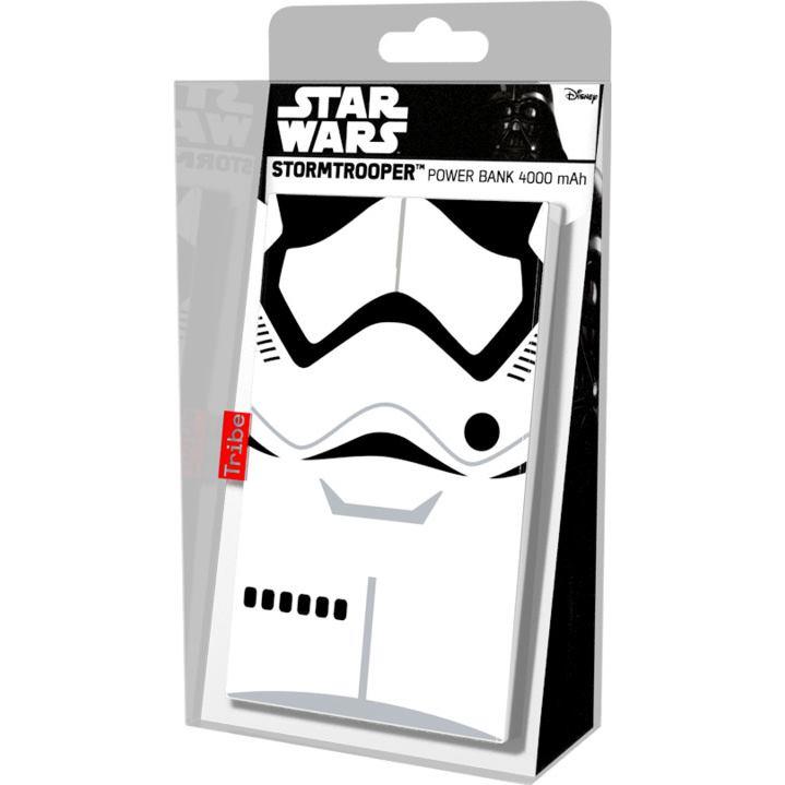 TRIBE Star Wars Stormtrooper 4000mah Power bank