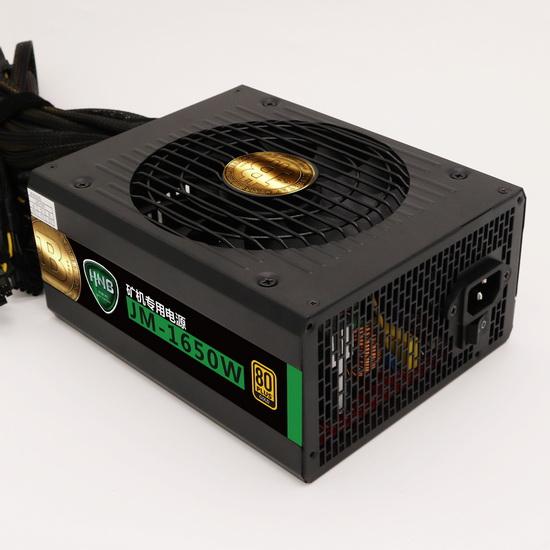 ANPIX Zdroj 1650W 80 Plus Gold JM-1650W
