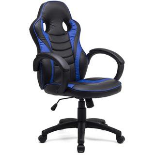 HOME KRAFT Kancelárska stolička SPORTLINE Modrá