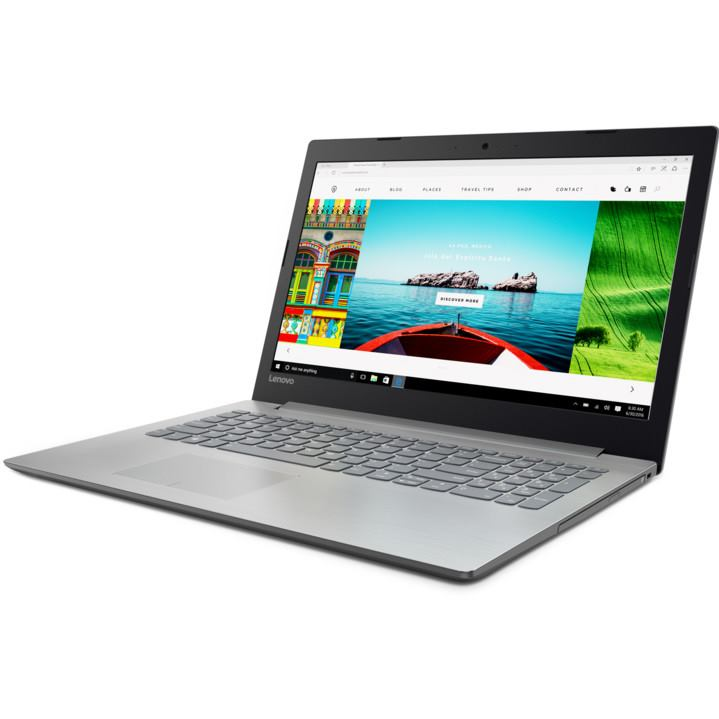 "LENOVO IP 320-15 15,6"" HD/N3350/4G/500GB/W10 gry"