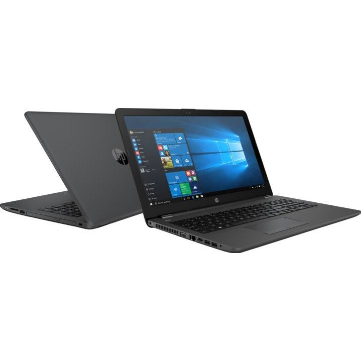 "HP 250 G6 15,6"" HD N3710/4GB/500GB/Int/W10/ blk"