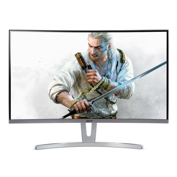 "ACER LED Monitor 27"" ED273wmidx"