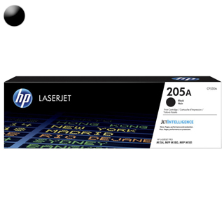 HP Toner CF530A 205A black
