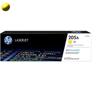 HP Toner CF532A 205A yellow