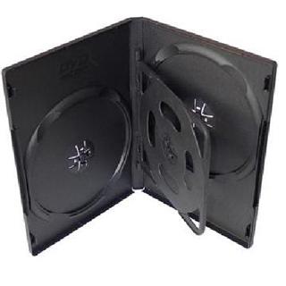 BOX MOVIE 19mm prázdny obal 4ks DVD