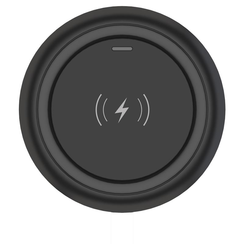 DEVIA Allen Wireless Charger Black DALL-BK