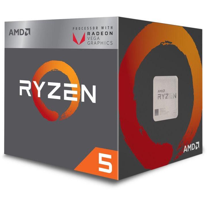 AMD Ryzen 5 2400G RX VEGA