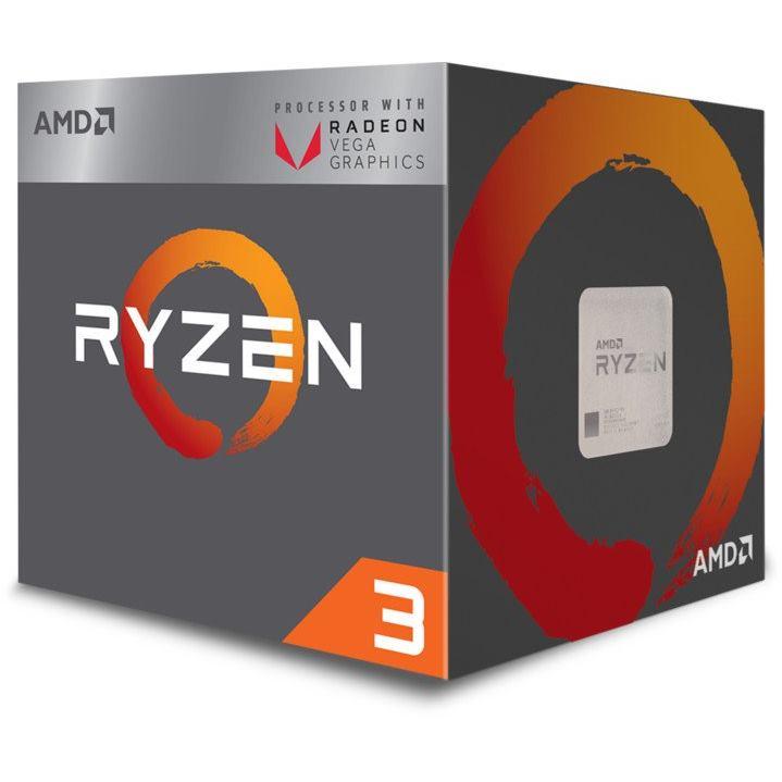 AMD Ryzen 3 2200G RX VEGA