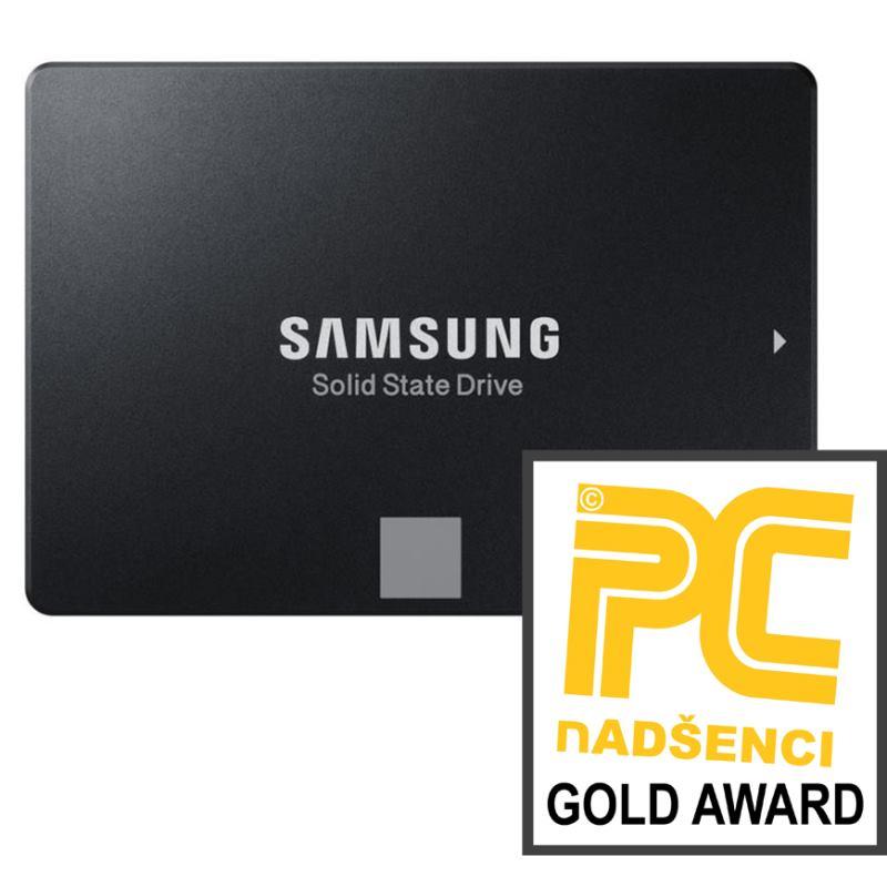 "SAMSUNG SSD 860 EVO 4TB/2,5""/SATA3/7mm"