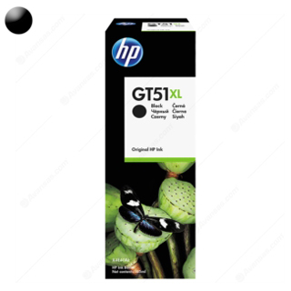 HP GT51 Black Originál atrament pre GT5810/5820AiO