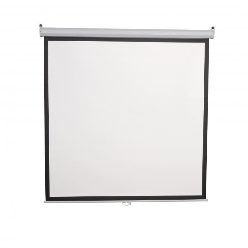 SBOX Projector SCREEN PSM-118 213x213 cm