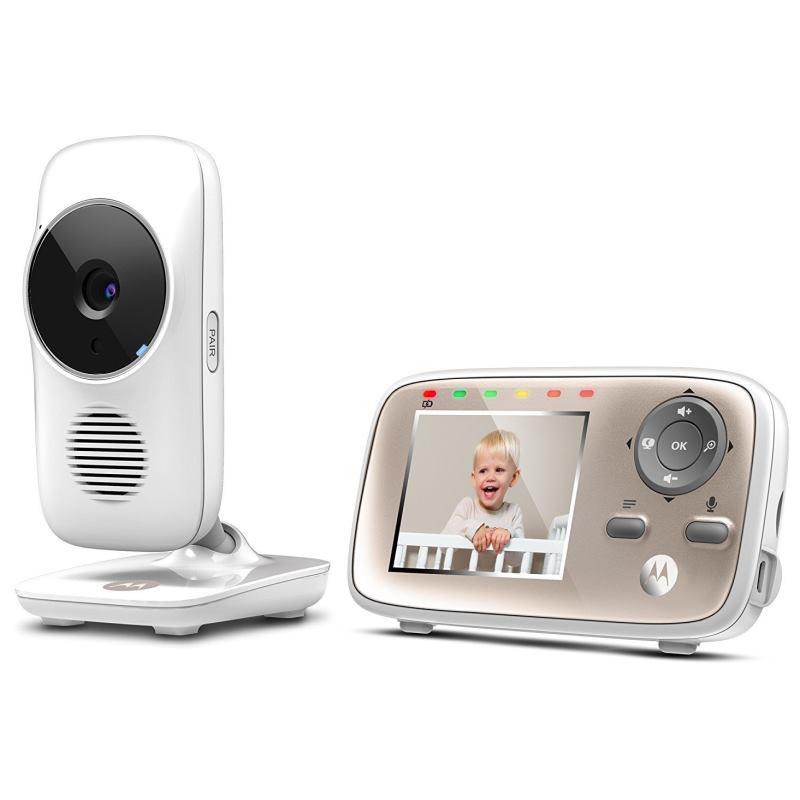 Baby monitory, ktoré sa pripojiť k vášmu iPhone