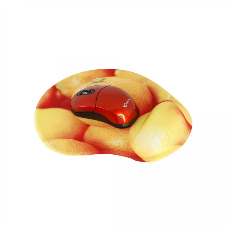 SBOX 3D Optická bezdrôtová myš org + podložka