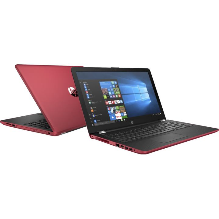 "HP 15-bw050nc 15,6"" HD A6/4/128GB/Int/W10 red"