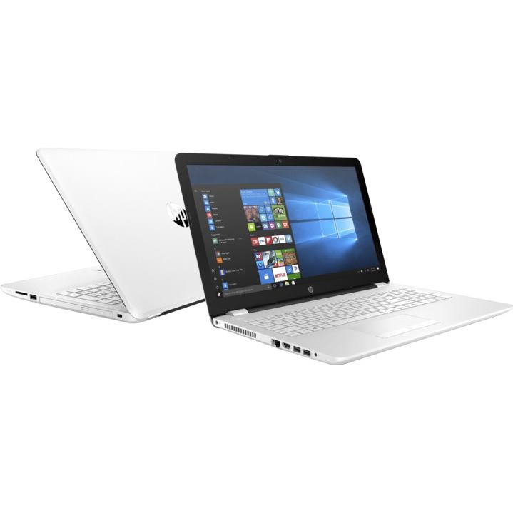 "HP 15-bw051nc 15,6"" HD A6/4/128GB/Int/W10 wht"