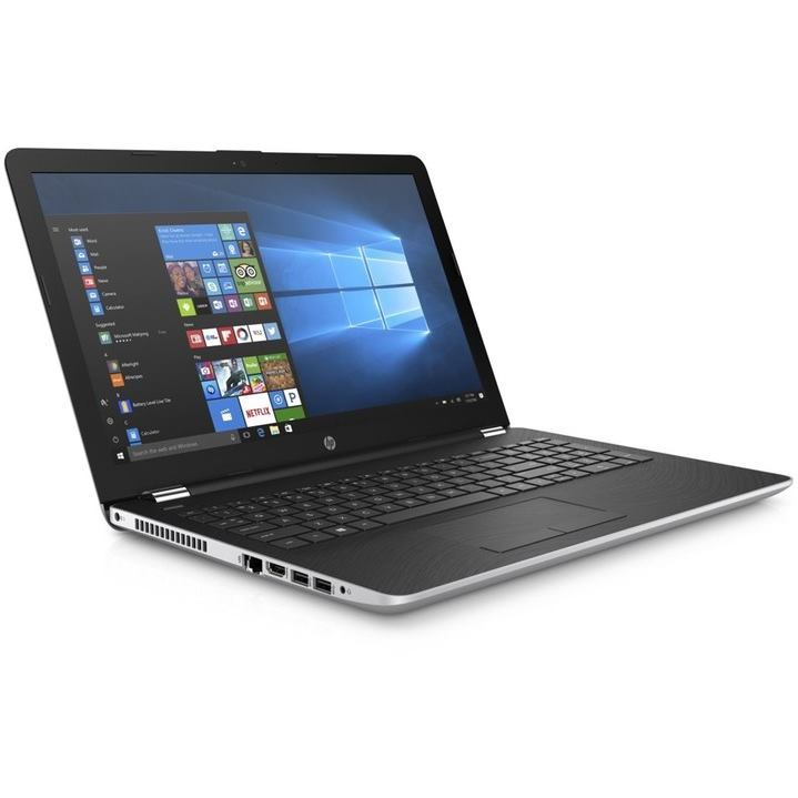 "HP 15-bw005nc 15,6"" HD A6/4/128GB/Int/W10 sil"