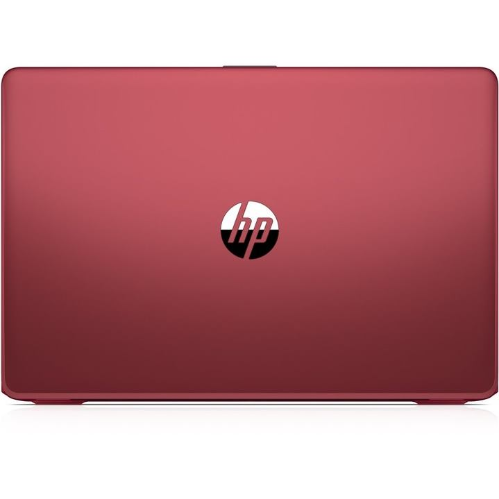 "HP 15-bw053nc 15,6"" FHD A9/8/1+128/520/W10 red"