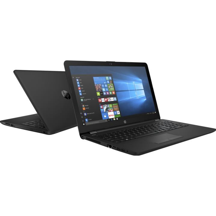 "HP 15-ra042nc 15,6"" HD N3710/4/500/Int/W10 blk"