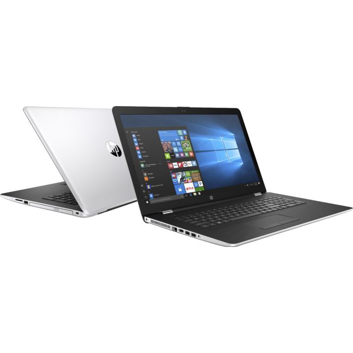 "HP 17-bs018nc 17,3"" HD+ N3710/8/1/520/W10 sil"