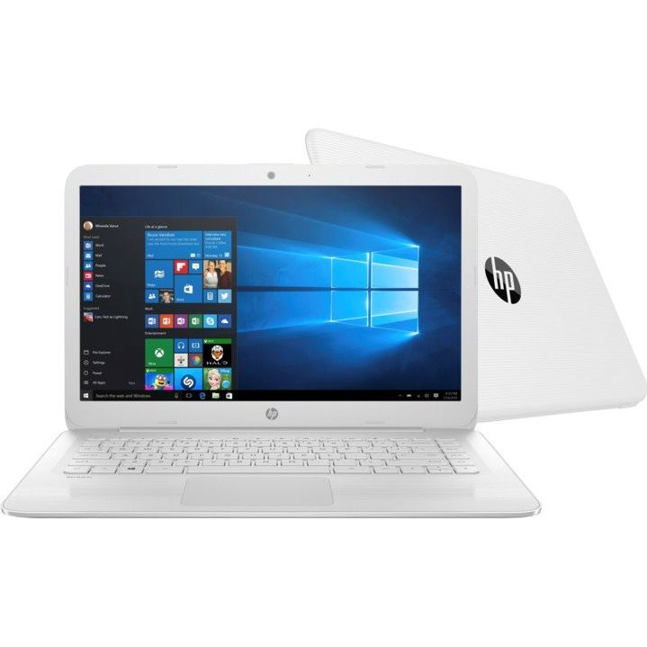 "HP Stream 14-ax003nc 14"" HD N3060/4/32/Int/W10 wht"