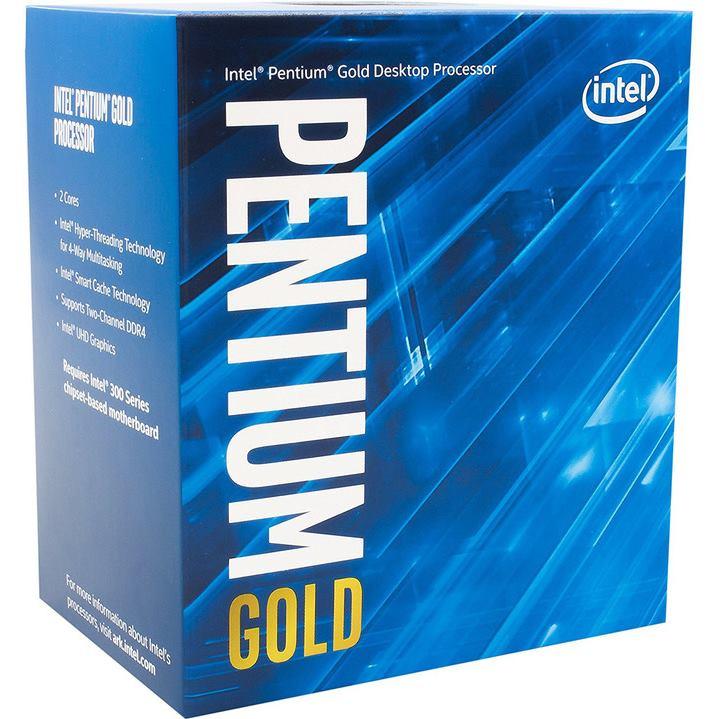 INTEL Pentium Gold G5400 (4M Cache, 3.70 GHz) BOX