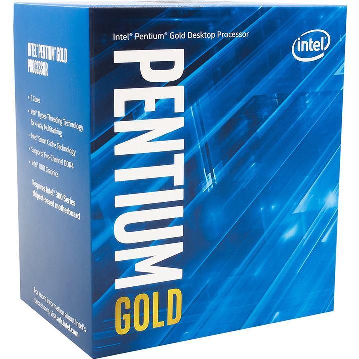 INTEL Pentium Gold G5600 (4M Cache, 3.90 GHz) BOX