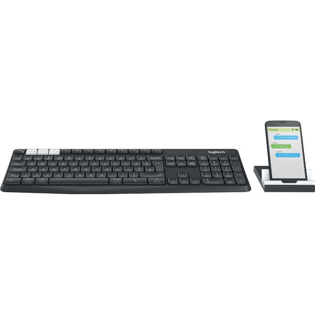 LOGITECH Wireless Keyboard and Stand Combo K375s