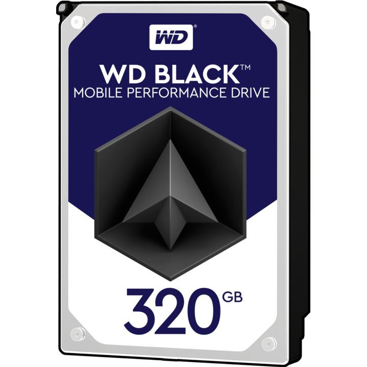 WD BLACK Mobile 320GB 2,5