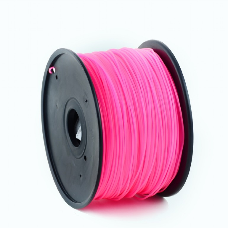 GEMBIRD Náplň 3D 100mm ABS/1.75mm/1kg Pink