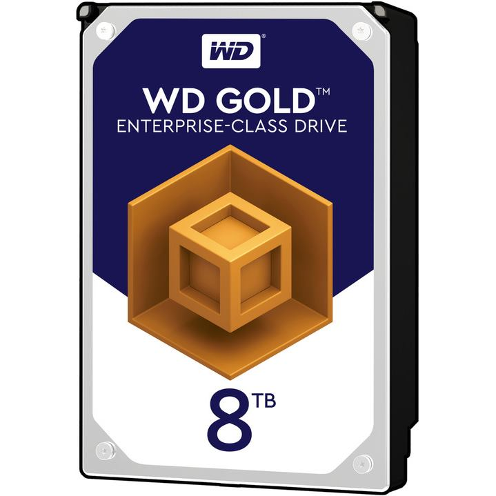 "WD GOLD 8TB/3,5""/128MB/26mm"