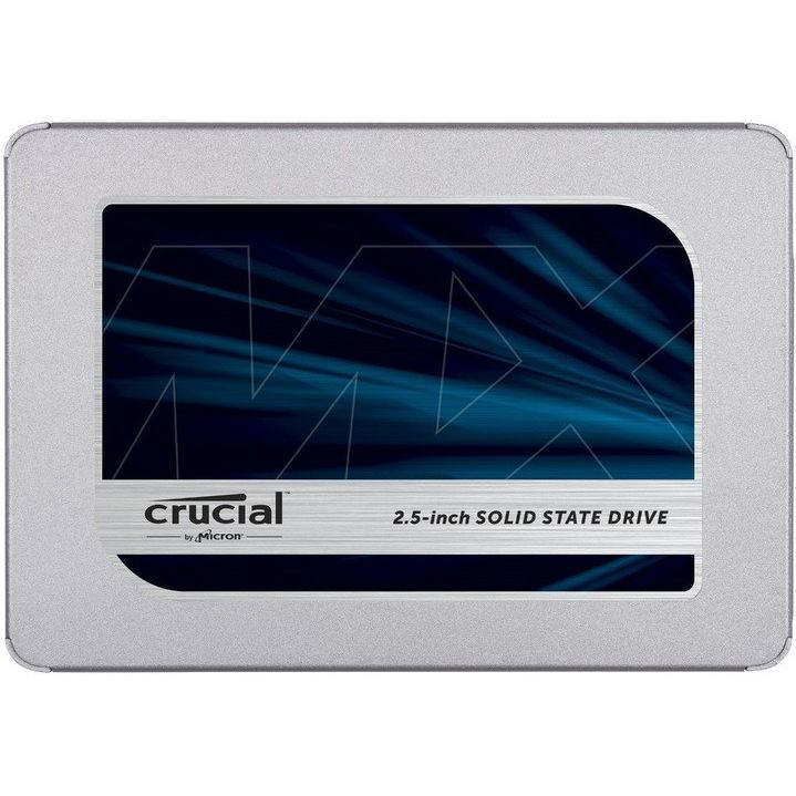 "CRUCIAL SSD MX500 500GB/2,5""/SATA3/7mm"